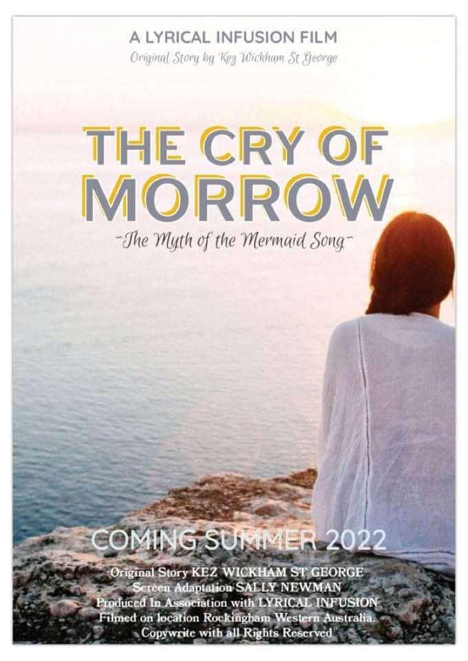 The Cry of Morrow - Kez Wickham St George